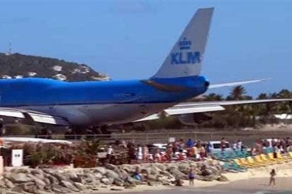 Los 10 aeropuertos más peligrosos del mundo
