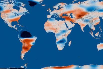 La NASA detecta cambios muy extraños en el agua dulce de la Tierra y el vídeo se viraliza