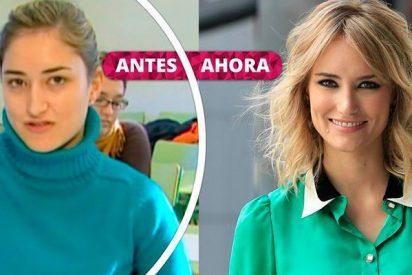 ¡Chapa y pintura!: Así era Alba Carrillo y así está ahora