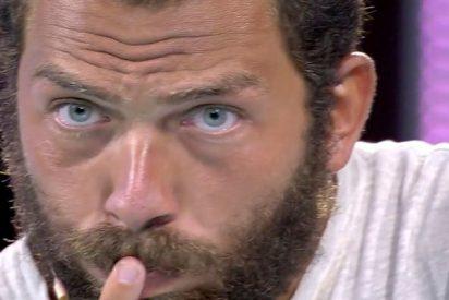 Esta cara se le quedó a Alberto Isla cuando le cuentan en directo que Isa Pantoja le ha sido infiel