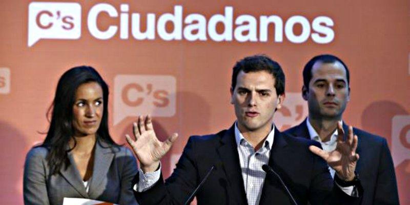 Ciudadanos gobernará también Madrid: supera a Podemos y arrebata la alcaldía a Carmena con apoyo del PP