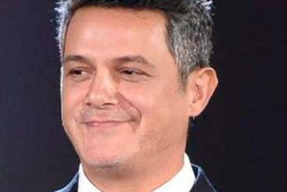 """Alejandro Sanz comete """"un fallo imperdonable"""" con su hijo Alexander"""