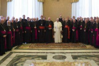 """El Papa aprecia el """"compromiso ecuménico"""" de los obispos alemanes que apuestan por la intercomunión"""