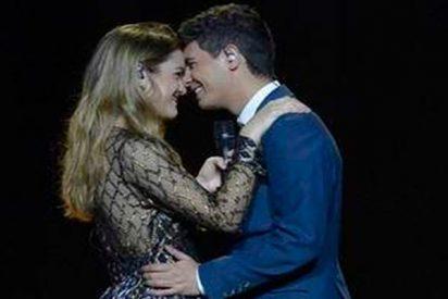 Amaia y Alfred conectadísimos en su segundo ensayo antes de Eurovisión
