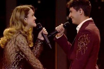 ¿Sabes cuál fue el detalle más comentado de la actuación de Alfred y Amaia en Eurovisión?