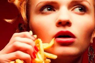 ¡Alimentos que no debes ni oler si quieres adelgazar!