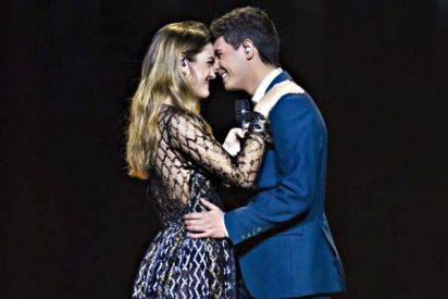 Eurovisión: Amaia y Alfred, pura química sobre el Altice Arena de Lisboa