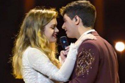 Los eurofans empeñados en que Amaia y Alfred se besen durante su actuación