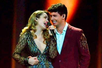 La BBC se cachondea de Amaia y Alfred durante su empalagosa actuación en Eurovisión