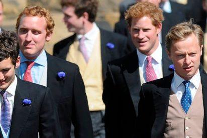 La Pandilla Slavaje: los cinco amigos del príncipe Harry que no faltarán a la boda