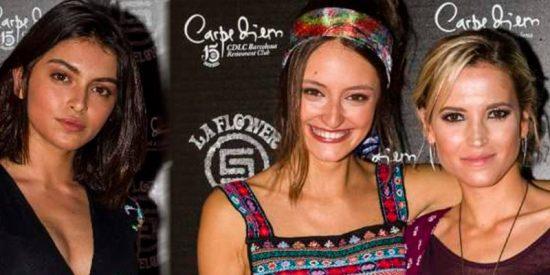 Las hippies más sexys de la Flower Power de Barcelona