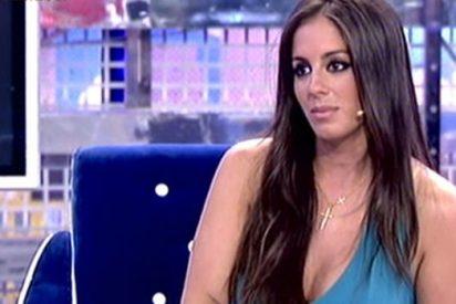 Telecinco le da patada a Anabel Pantoja y ella rompe a llorar