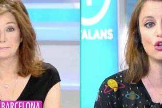 """El formidable troleo de Ana Rosa a Andrea Levy por el batacazo del PP en el CIS: """"Su gráfico va para abajo que escarba"""""""