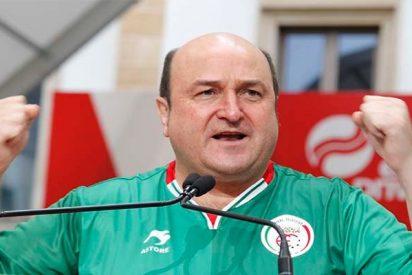 El presidente del PNV afirma que el ambicioso Sánchez se ha precipitado con la moción de censura a Rajoy