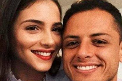 Andrea Duro, Chicharito y su posible ruptura