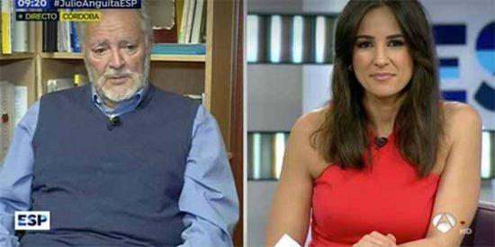 """¡Que le den ya a Anguita el carnet de podemita radical!: """"No es esencial que ETA pida perdón"""""""