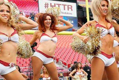Animadoras de la NFL denuncian haber sido obligadas a posar en topless