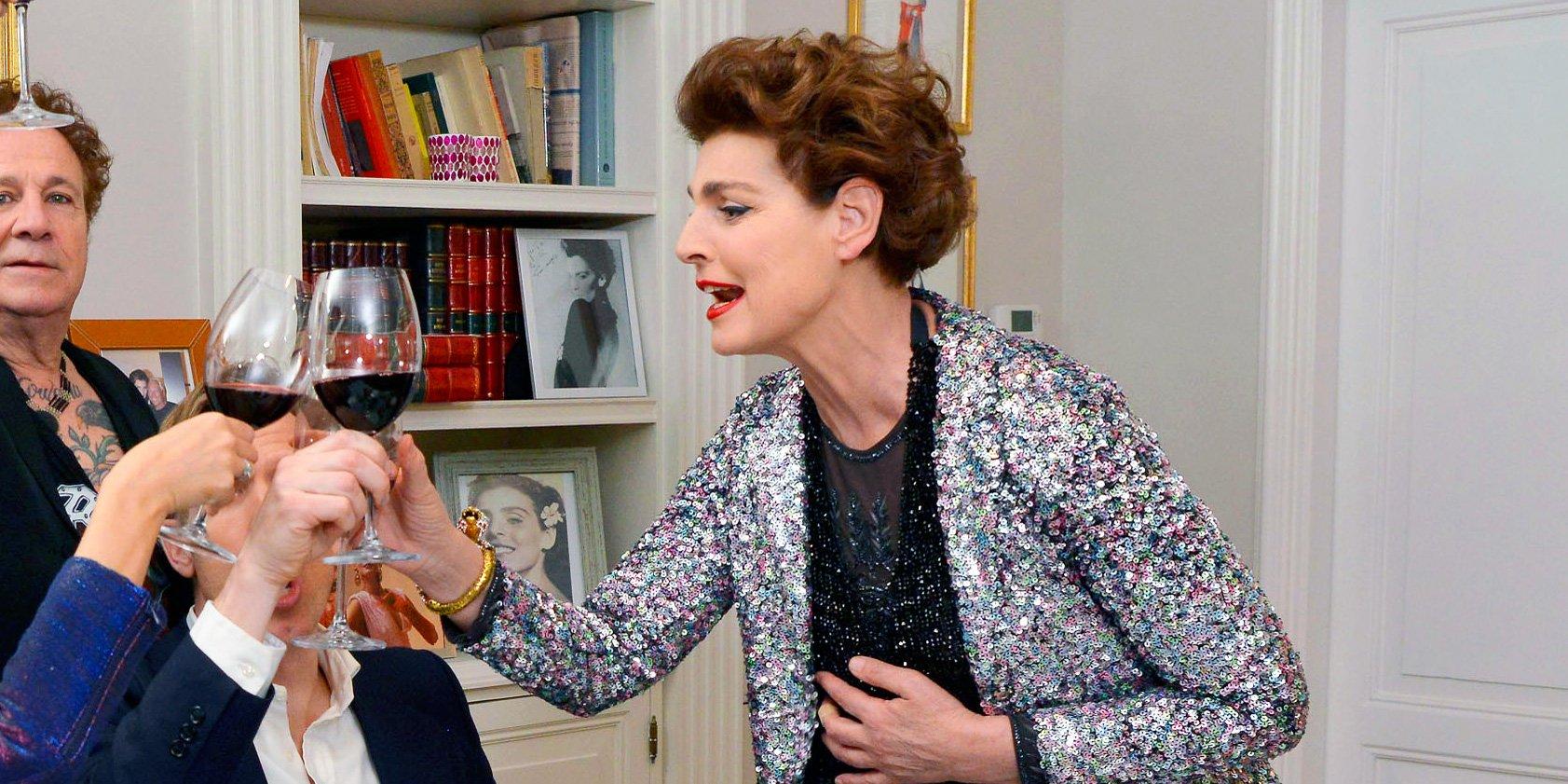 Antonia Dell'Atte manda recadito con mucha mala leche a Ana Obregón