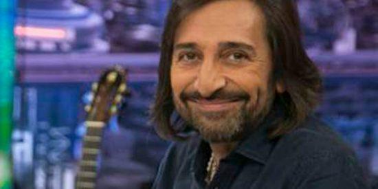 Antonio Carmona, completamente recuperado en los premios Ortega y Gasset
