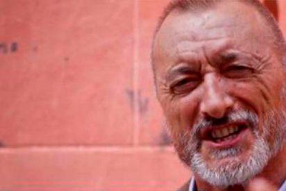 Feroz espadazo de Pérez Reverte al senador de Compromís que calificó a Don Pelayo de 'franquista'