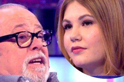 """La nieta de Arévalo critica a su abuelo: """"Le pedí ayuda y él se enfadó conmigo"""""""