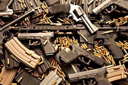 Más de 33.000 muertos al año por armas de fuego en EEUU