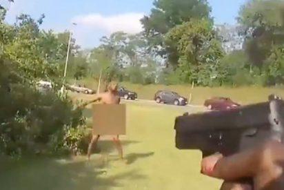 Este policía mata a sangre fría a un indefenso y desnudo afroamericano en EE.UU.