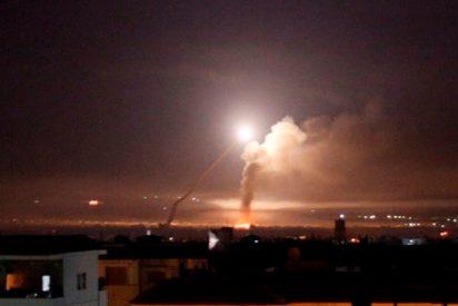 """La prueba que confirma que el Ejército de Israel está realizando ataques contra """"objetivos iraníes en Siria"""""""
