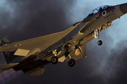 Así lanza Israel ataques aéreos contra la Franja de Gaza