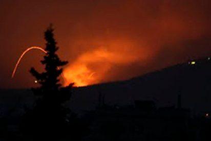 Medios sirios denuncian un ataque aéreo contra varias bases militares
