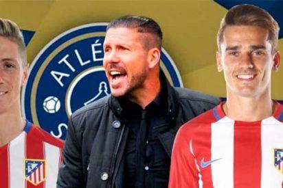 Europa League: El Cholo, Griezmann, Torres y el triunfo del Atlético de Madrid
