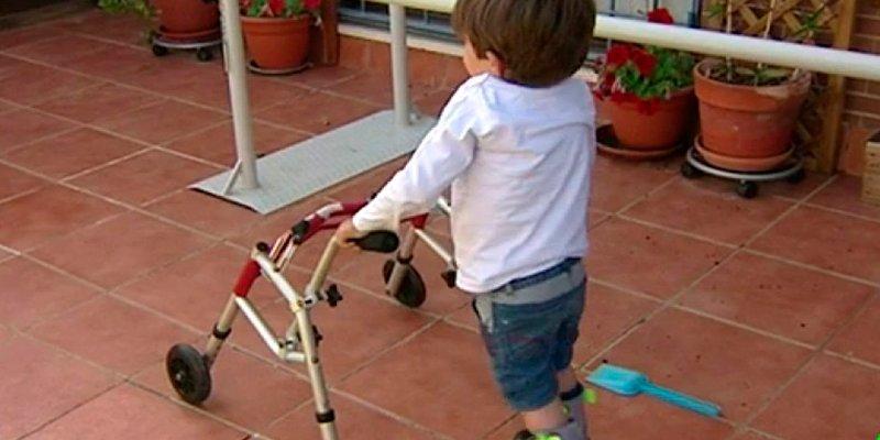 El niño con Distrofia Muscular de Duchenne podrá acceder finalmente al tratamiento que necesita
