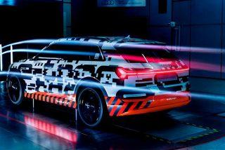 El Audi e-tron será el SUV más aerodinámico, con un coeficiente de 0,28 ¡Alucinante!