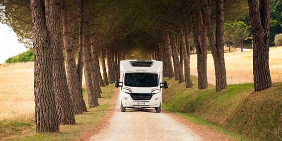 Viajar en autocaravana: una opción para todas las edades