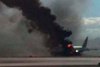 Al menos 100 muertos al estrellarse un avión la compañía Cubana de Aviación nada más despegar de La Habana