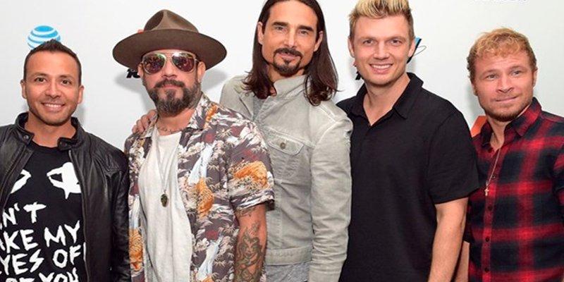 Éste cantante de los Backstreet Boys logró una orden de alejamiento en contra de su hermano