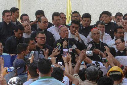 La Iglesia nicaragüense sostiene que democratizar el país será la meta del diálogo nacional