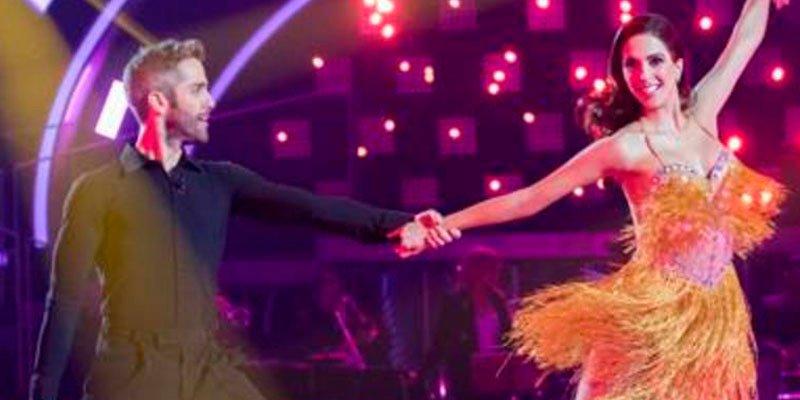Rocío Muñoz y su tonta pregunta a la presentadora de «Bailando con las estrellas»