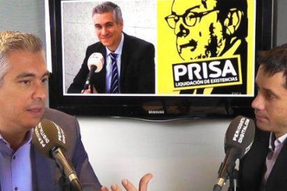 """Luis Balcarce: """"Cebrián es el símbolo de un club de ricos y petulantes sin liderazgo ni proyecto para España"""""""