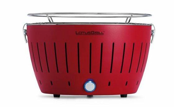 LotusGrill G-RO-34 - Barbacoa de carbón