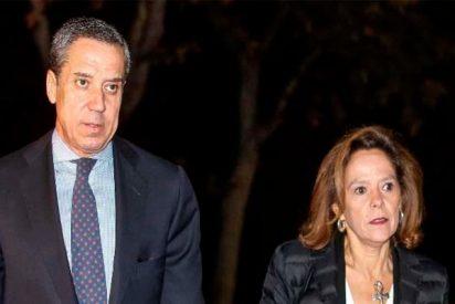 Tanto Eduardo Zaplana como su mujer Rosa Barceló tienen cáncer