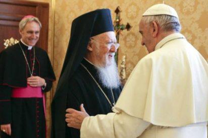"""El Patriarca Bartolomé impulsa en el Vaticano una """"agenda cristiana por el bien común"""""""