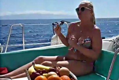 Belén Esteban responde a los que la insultaron por sus fotos en bikini