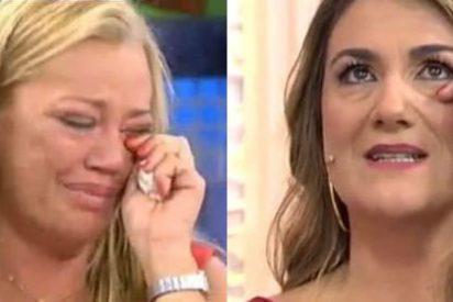¡Belén Esteban y Carlota Corredera se hunden en la miseria!: El cabreo del director de 'Sálvame' con ellas por traidoras