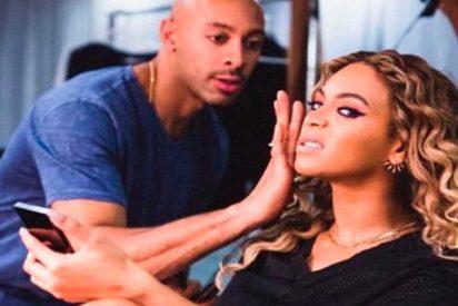 Descubre los increíbles trucos del maquillador de Beyoncé
