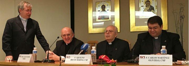 """Aquilino Bocos: """"El Papa nos defendió cuando en Roma se decía 'La vida religiosa ha muerto, vivan los movimientos'"""""""