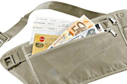¿Sabes cuánto dinero hay que llevarse de viaje y dónde guardarlo?