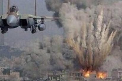 Así bombardea Israel la Franja de Gaza en respuesta a ataques palestinos