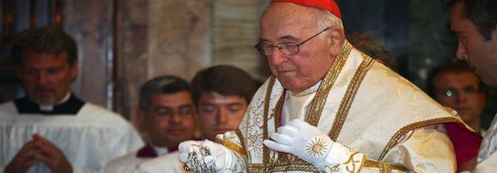 """Cardenal Brandmüller: """"Quien defiende la ordenación de mujeres es un hereje y está excomulgado"""""""