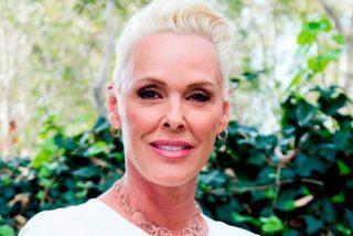 Brigitte Nielsen, ex mujer de Sylvester Stallone, embarazada a los 54 años